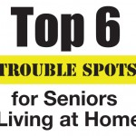 Top 6 Trouble Spots for Seniors Living at Home